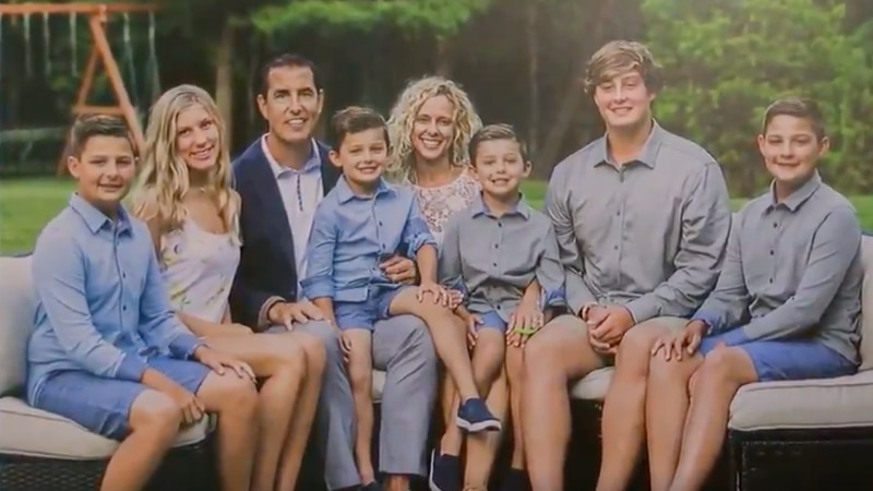 The Fickell family