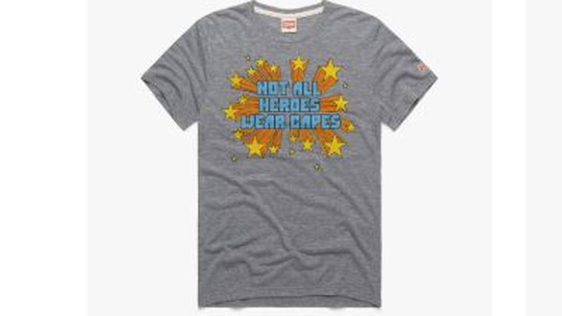 HOMAGE t-shirts is saluting the doctors and health care workers that are keeping us healthy...