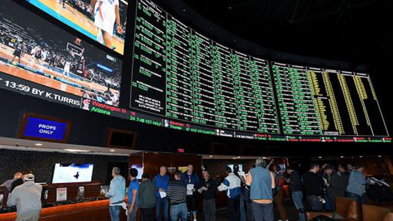 Some Arizona officials believe the legalization of sports betting statewide would be worth...