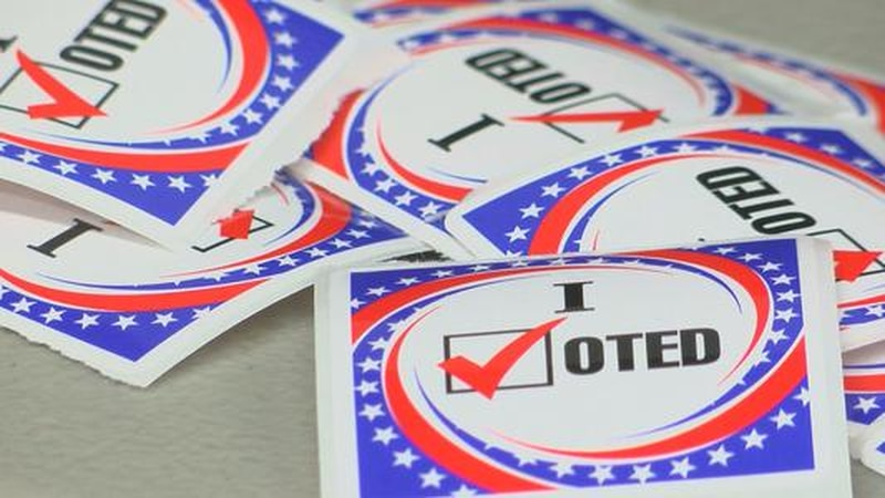 The deadline to register to vote in Ohio is Monday.