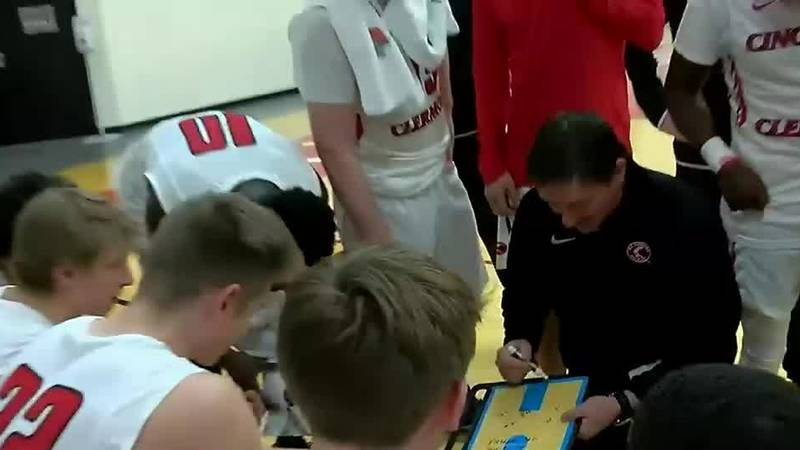 UC Clermont basketball team taking stand against vaccine mandate