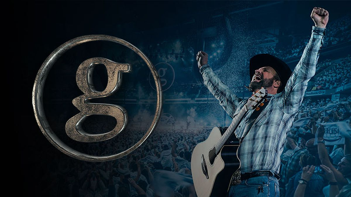 Reigning CMA Entertainer of the Year Garth Brooks announced a new stadium tour on his Twitter...