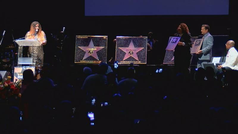 The Cincinnati Black Music Walk of Fame was announced Saturday at the new Icon Music Center. It...