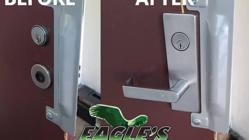 Industrial and commercial locksmith in Cincinnati