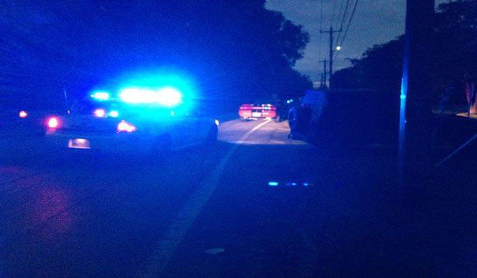A Jeep Wrangler hit the two women around 6 p.m. (Photo: FOX19)