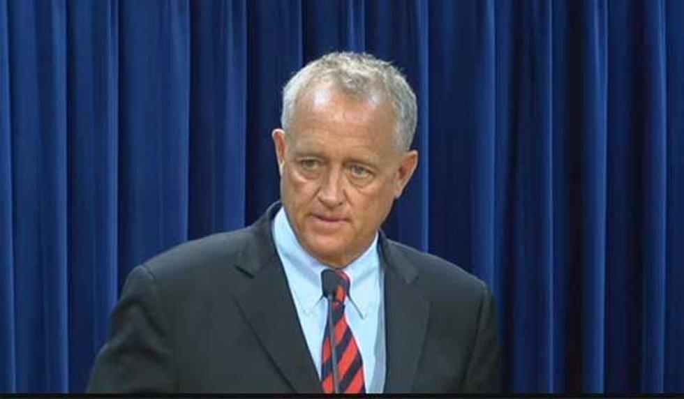 Hamilton County Prosecutor Joe Deters (FOX19 NOW/file)