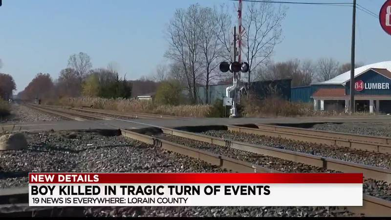 14-year-old boy dies after being struck by train in Lorain County
