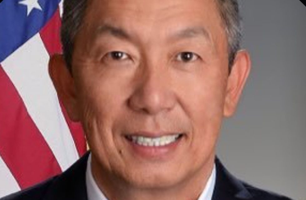 West Chester board member Lee Wong