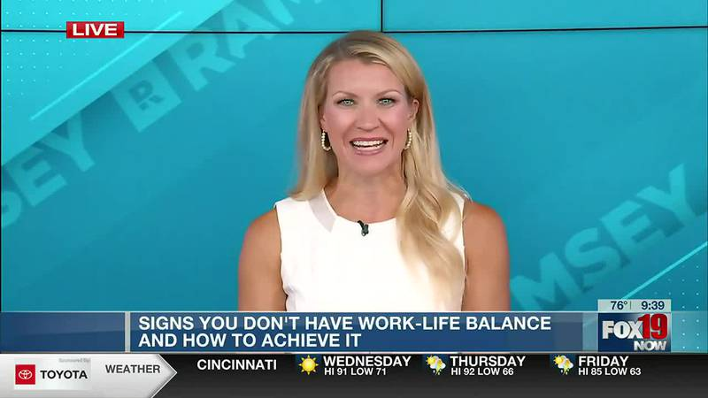 Signs You Don't Have Work-Life Balance and How to Achieve It