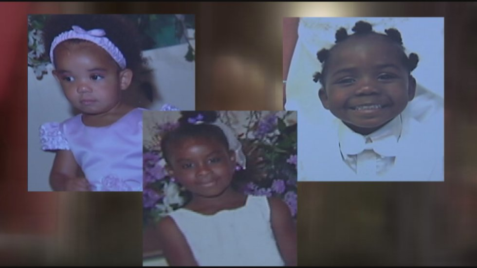 Three children perished in the fire on Ealy Street in 2014, while one survived with severe burns.