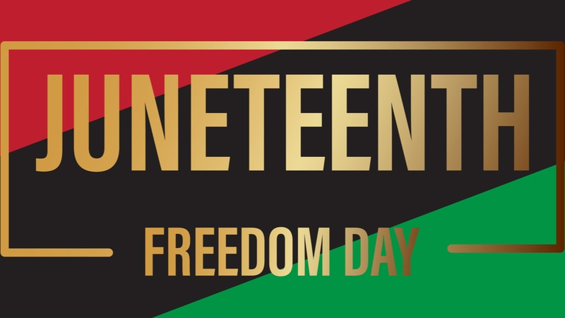 This Saturday is Juneteenth, check out some of the celebrations around the city this weekend!