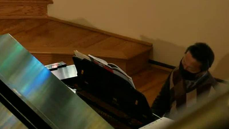 Church remembers pianist hit and killed by car in Anderson Township