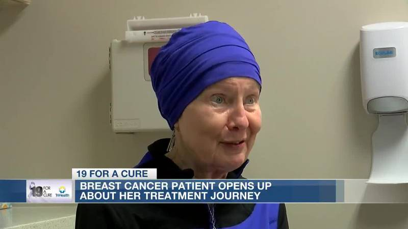 19 For a Cure: Breast cancer patient talks about the importance of individualized care