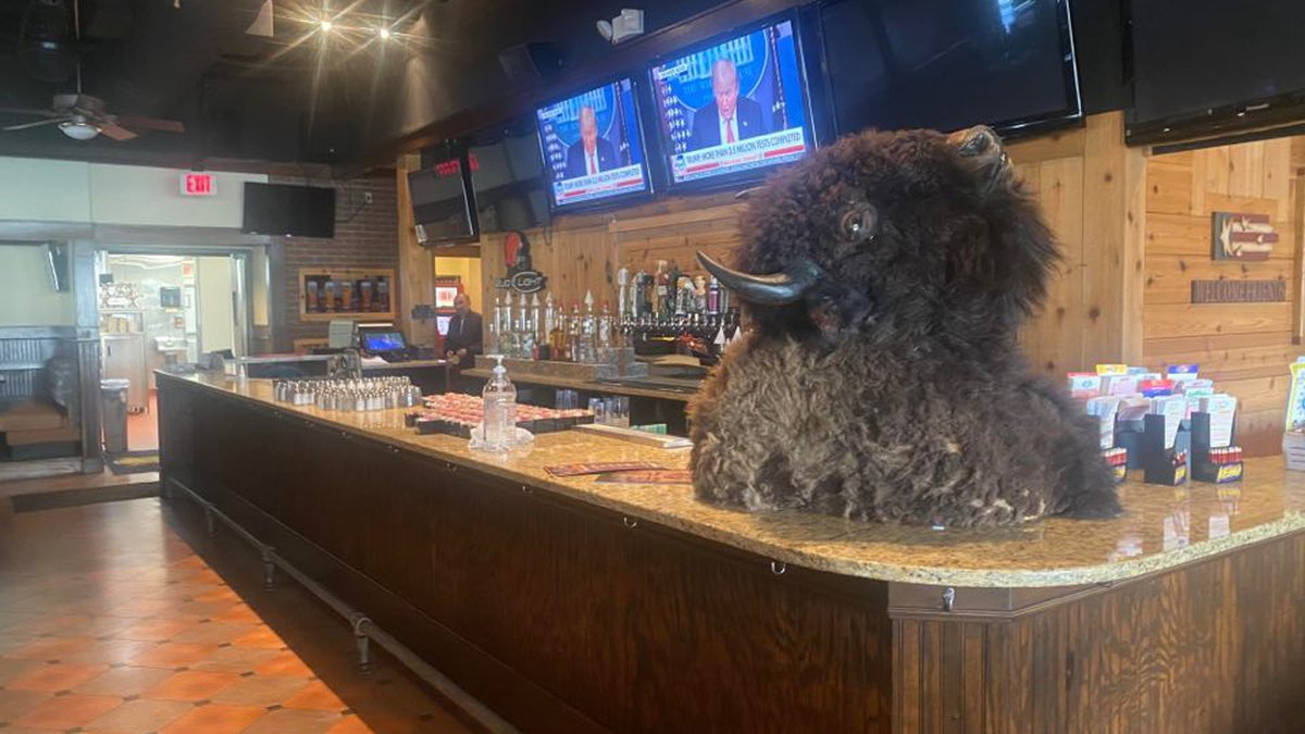 The Harry Buffalo is putting measures in place to keep its customers and staff safe.