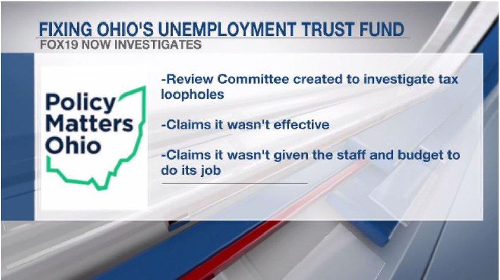 Democratic State Senator Cecil Thomas of Cincinnati referred FOX19 NOW Investigates to the...