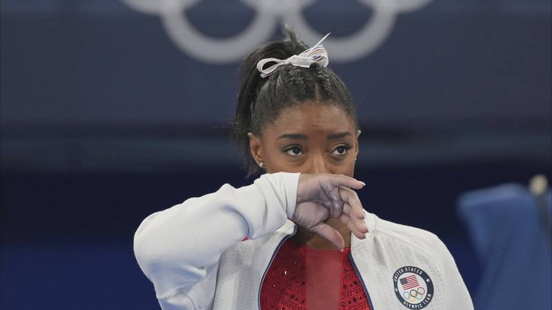 Simone Biles' story highlights a bigger issue many athletes face in the world of sports. The...