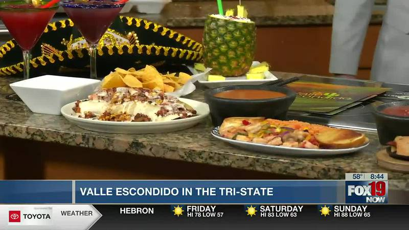 Valle Escondido opens second location in Union, KY