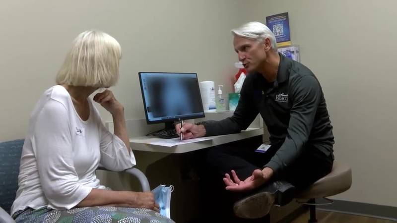 Business Spotlight: Dr. Michael Swank with Beacon Orthopaedics Summit Woods in Sharonville