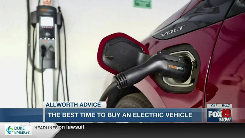 Allworth Advice: Best time to buy electric vehicles