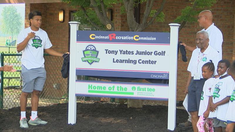 Tony Yates Golf Academy continues with a dedicated learning center.