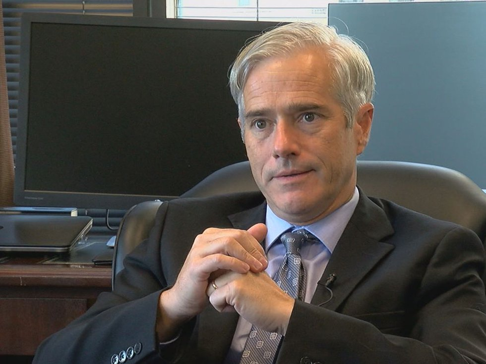 U.S. Attorney for the Southern District of Ohio David DeVillers says unemployment fraud in Ohio...