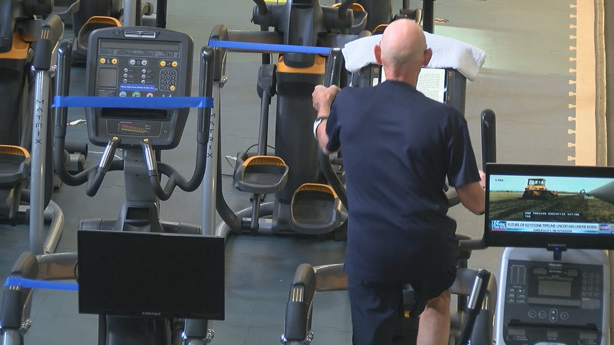 Governor Dewine threatens to shut down gyms if the spread of covid does not slow down
