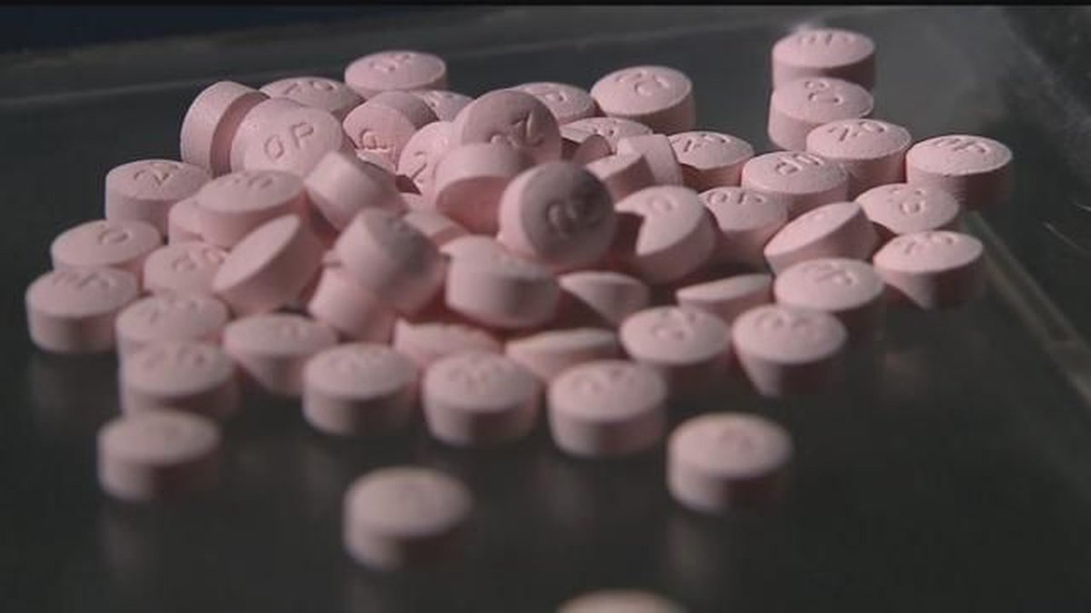 The settlement was made with three of the largest distributors of opioids and Johnson & Johnson.