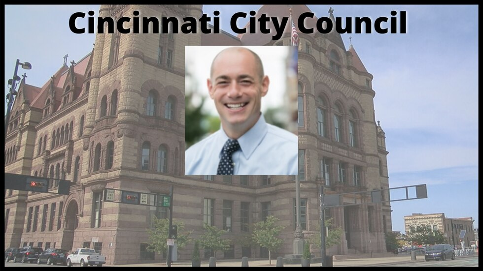 Council member Greg Landsman