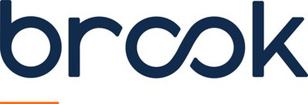 Brook's company logo (PRNewsfoto/Brook, Inc.)