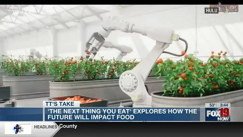 TT's Take: 'The next thing you eat' explores future of food