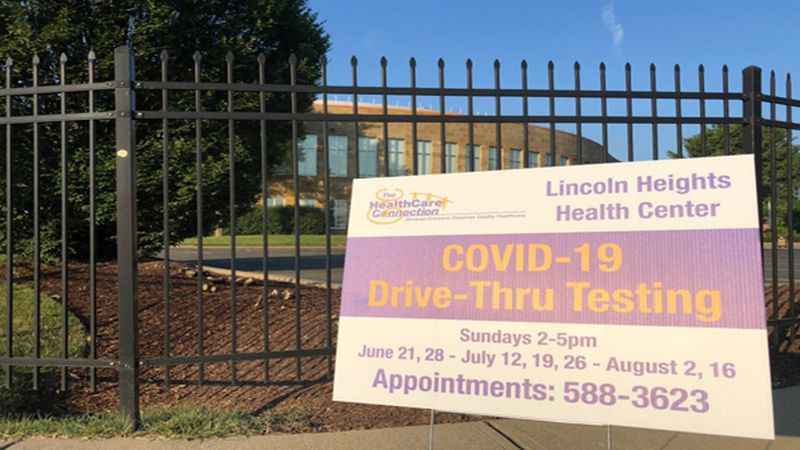 There will be free COVID-19 testing at the Lincoln Heights Health Center on most Sundays until...