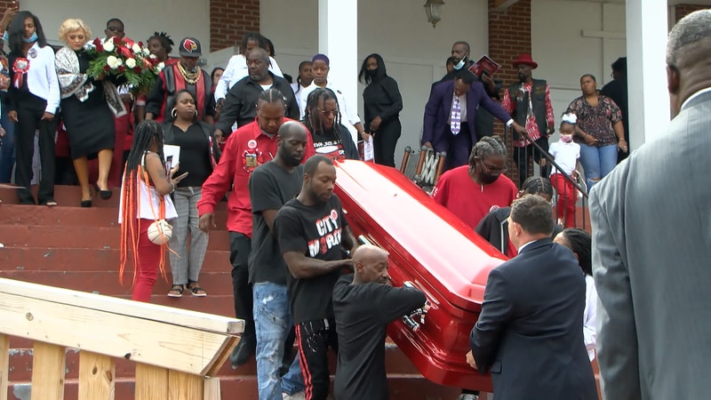 Tyree's mother called for others to continue to be vocal about her son's death so that no other...