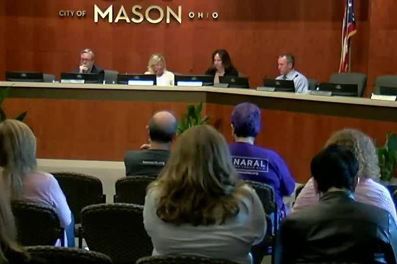 Mason city leaders considering ordinance to create sanctuary city for abortion