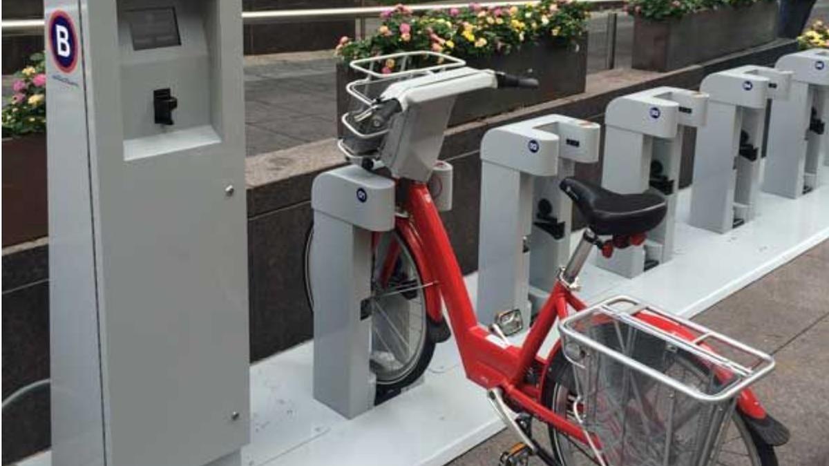 Red Bike will temporarily close beginning Monday.