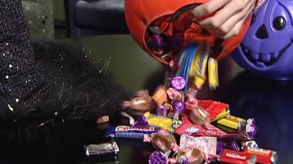 Halloween candy is arriving in some stores earlier this year because of the coronavirus pandemic.