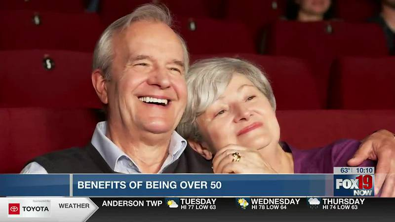 Allworth Advice: Benefits of being over 50
