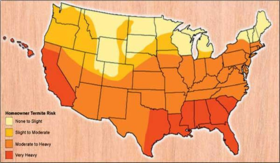 Map courtesy of the U.S. Department of Agriculture