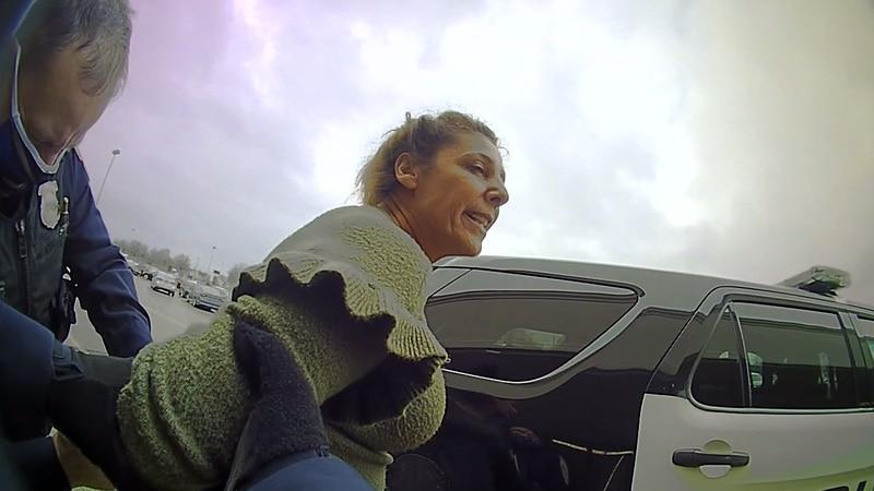 Karen Turner, arrested by Brook Park police