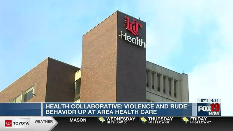 Health Collaborative: Violence, rude behavior up at area health care centers