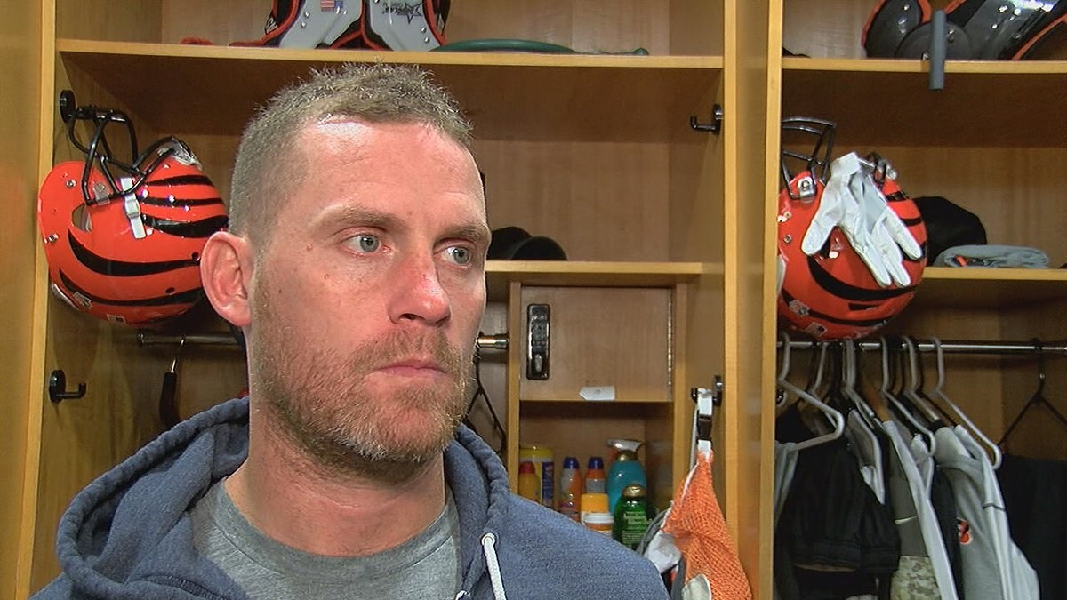 Kevin Huber signs one year contract to stay with Bengals