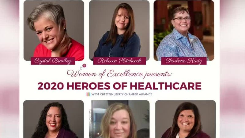 West Chester, Liberty honor 2020 heroes of healthcare