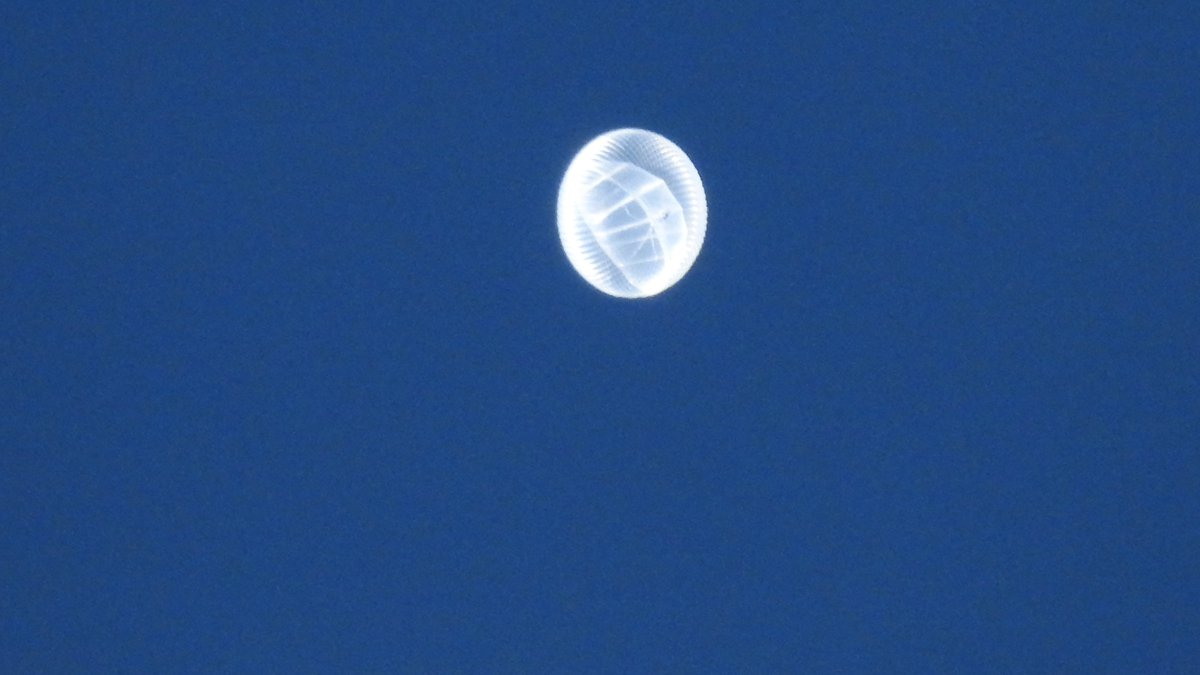 The balloon spotted in Oxford Tuesday is from a company called Loon, which aims to help people...