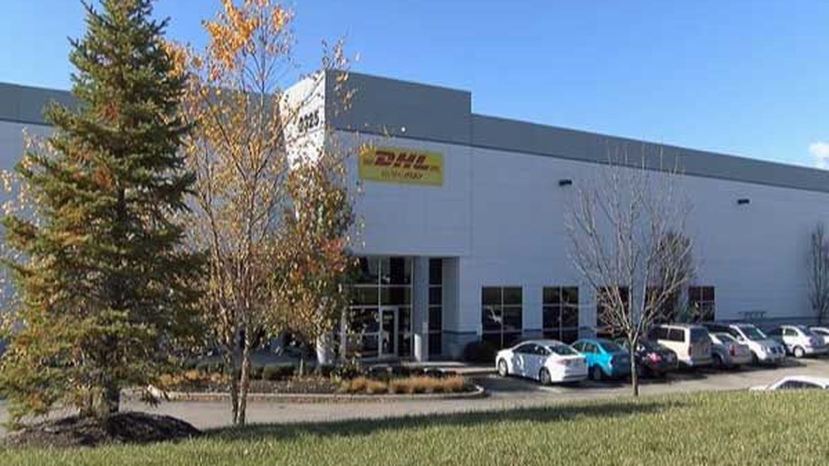 DHL is recruiting to fill 1,100 positions. (FOX19 file photo)