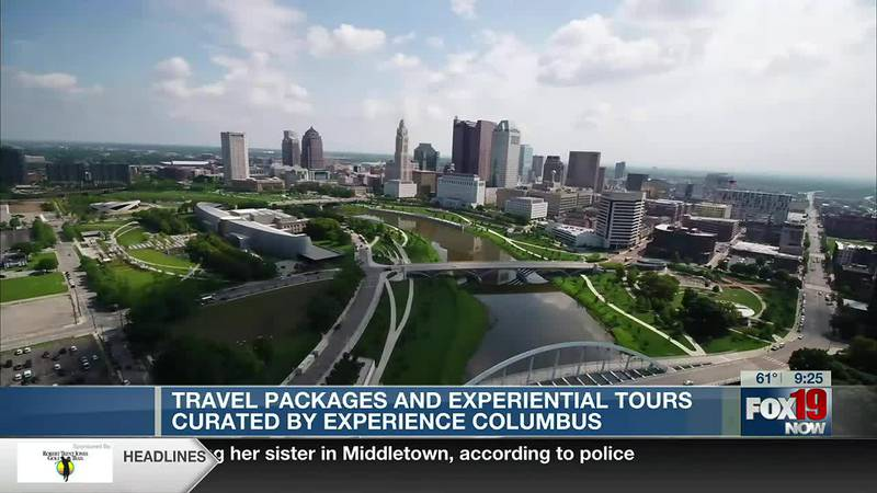 Experience Columbus for the holidays