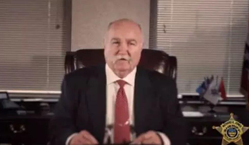 Butler County Sheriff Richard Jones appeals to President Trump and Gov. John Kasich for change...
