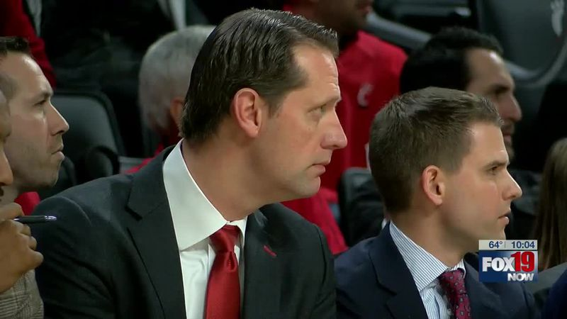 University of Cincinnati reported violation committed by ex-coach John Brannen to NCAA