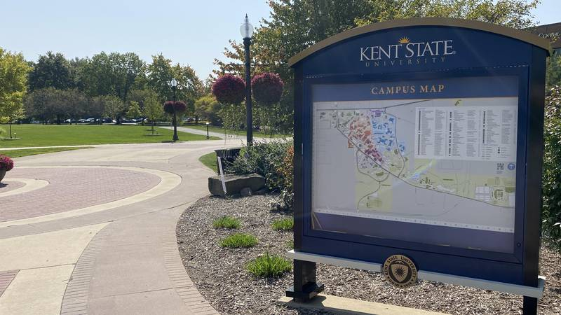 KSU issues an alert, banning parties and social gatherings, as Portage County rises to a red...