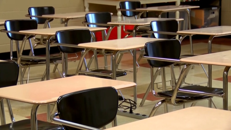 The school year is coming to an end in South Carolina and school districts are making...