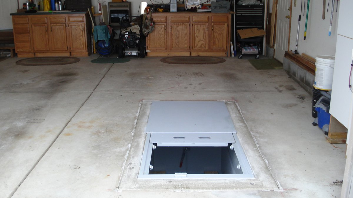 Tornado safe rooms can be above ground, underground, in a garage, basement or interior room.