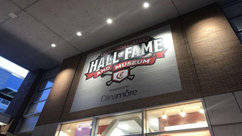 The Cincinnati Reds Hall of Fame Museum.